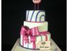 plum_magenta-baby-shower-cake