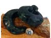 snake-cake