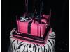 zebra-print-and-gift-box-cake