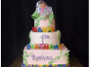 dora-1st-bday-cake