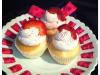 strawberry-no-frills-cupcakes